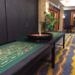 Double roulette or albatross hire at A K Casino Knights