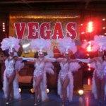 Vegas showgirl casino hire