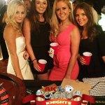 Girls fun casino hire
