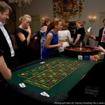Wedding casino hire Buxted park