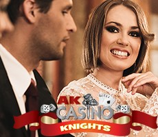 Hire our Bond theme packages at A K Casino Knights
