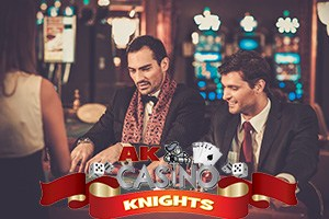 Hire your james bond theme packages at a K Casino Knights