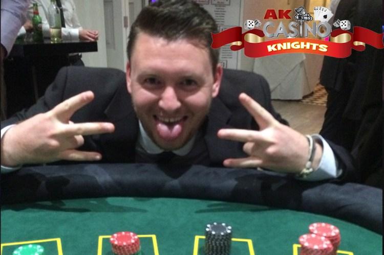 A K Casino Knights at Hayne Barn house in Kent