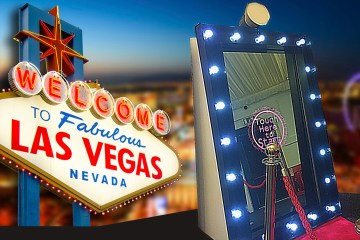 Fun casino & selfie mirror hire