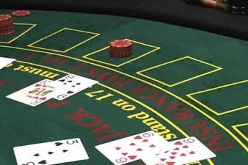 A K Casino night hire prices