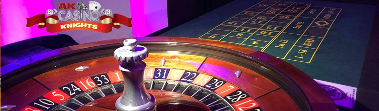 Fun casino hire at Highly Manor Sussex