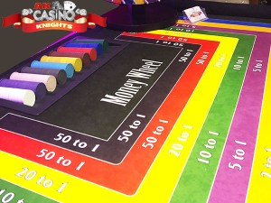 Casino hire packages 1 table A K Casino Knights