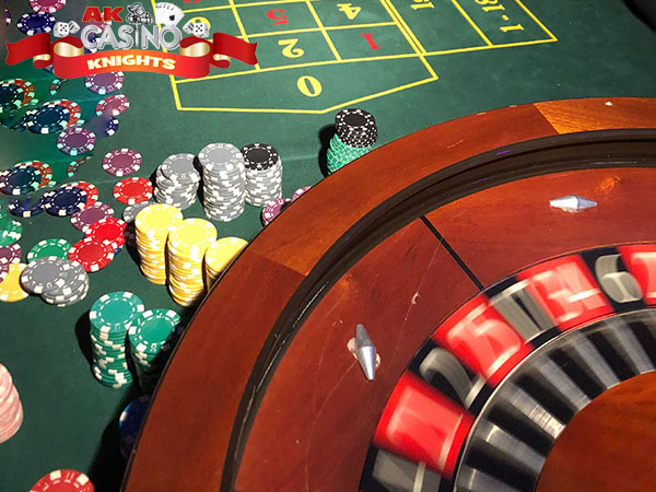 A K Casino Knights 2 table packages