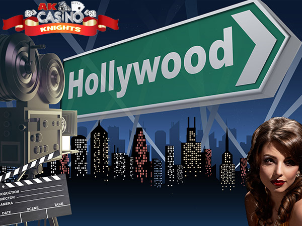 Hollywood party casino hire