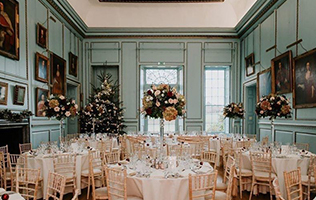Bradbourne house wedding venue kent