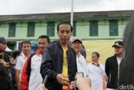 Tanggapi Cuitan SBY Soal Hoax, Ini Kata Jokowi