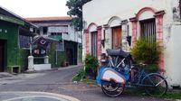 Kampung Laweyan Solo (Wahyu Setyo Widodo/detikTravel)