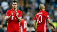 Lewandowski Kurang Didukung Ancelotti