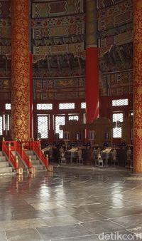 Megahnya Temple of Heaven, Tempat Raja China Meminta Panen Raya