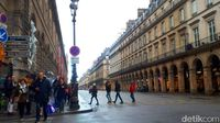 Sudut-sudut Kota Paris yang artistik (Afif Farhan/detikTravel)