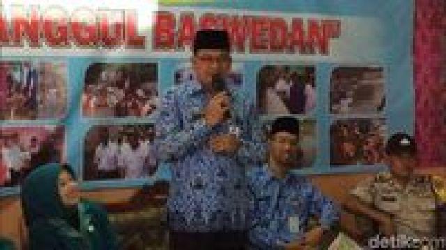 RW 06 Jati Padang Jadi Kampung Baswedan, Akan Dibuat Prasasti