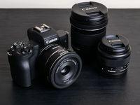 Canon M50.