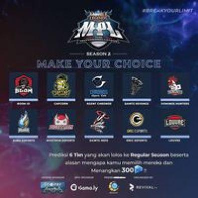 Bikin Divisi Mobile Legends, Chronos Siap Gempur MPL Season 2