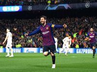 Peluang Ketemu di Final Pupus, Messi Lolos tapi Ronaldo Tersingkir