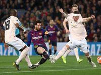 Solskjaer: Lionel Messi Pembedanya