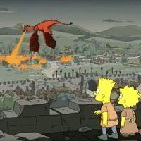 Kegilaan 'Game of Thrones' Episode 5 Sudah Diprediksi The Simpsons