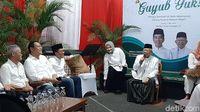 Buka Puasa Bersama TKN, Ma'ruf Amin Bicara Pemilu adalah Kesepakatan