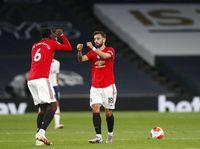 Bruno Fernandes Tak Cuma Bagus Saat Main Bareng Paul Pogba