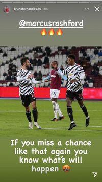 Lama Pertandingan Sepak Bola : pertandingan, sepak, Bruno, Fernandes, Perfeksionis, Banget!, 'Ngancam', Rashford