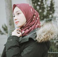 5 Tips Hijab Agar Terlihat Tirus