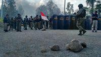 Polisi dan Kelompok Bersenjata Kembali Baku Tembak di Papua