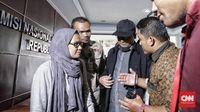 Novel 'Blak-blakan' ke Komnas HAM soal Penyerangan Air Keras