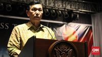 Gerindra Minta Luhut Tak Sewot soal Kritik Rupiah Loyo