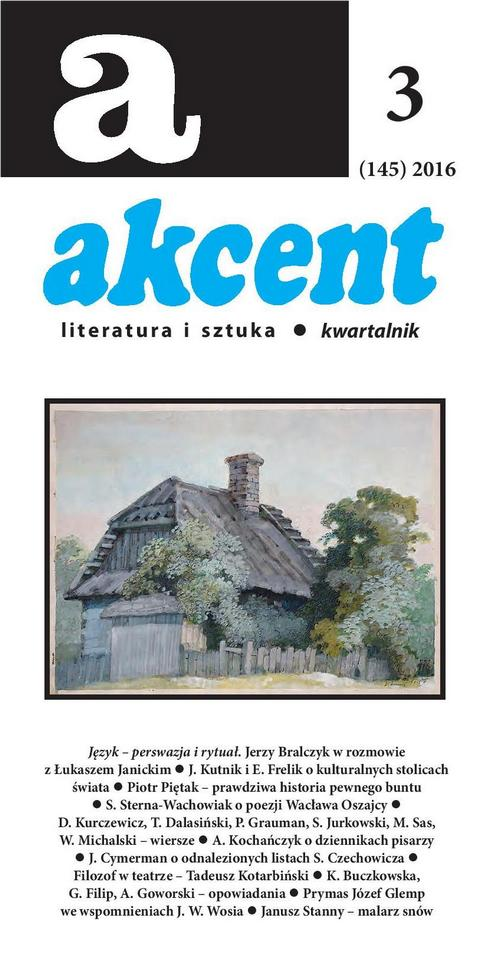 Akcent nr 3/2016