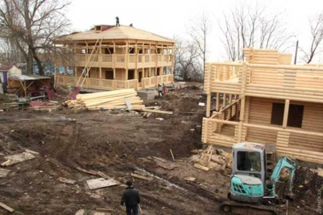 Строители сгоревшего лагеря «Виктория» реконструируют одесскую школу за 58 млн гривен