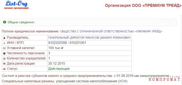 Сергей Аксенов и его коррупционный клан