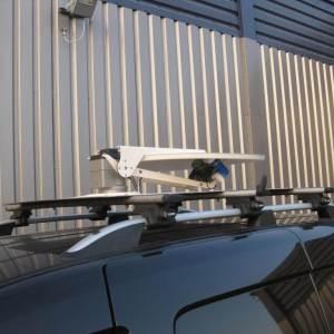 EUTELSAT APPROVED MERCURY 75KA PRO 75CM KA BAND DRIVEAWAY SYSTEM