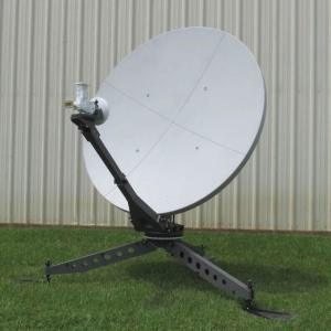 1.8M MANUAL FLYAWAY ANTENNA