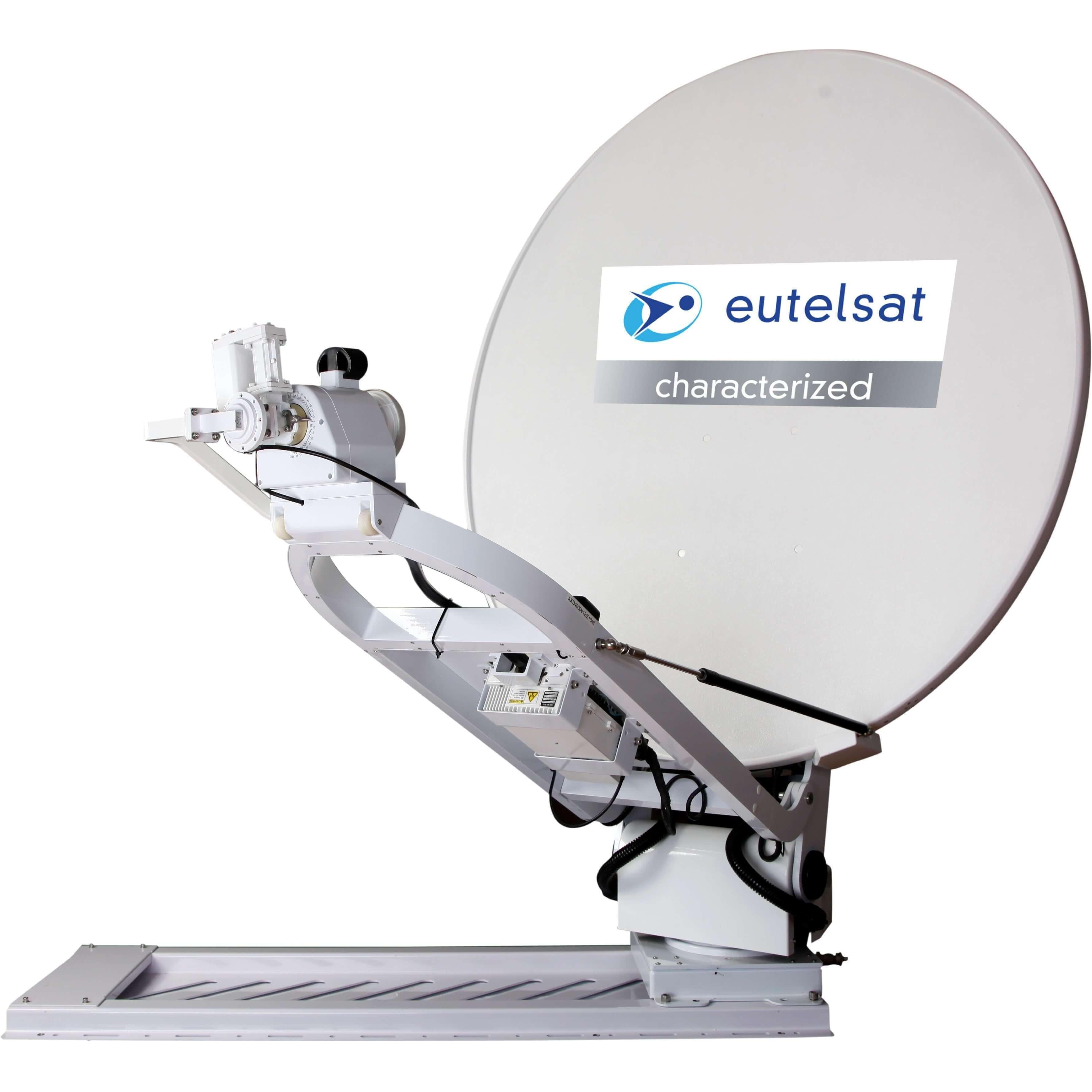 EUTELSAT APPROVED 1.2M KU BAND DRIVEAWAY SYSTEM