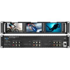 MARSHALL M-LYNX-503 HD TRIPLE RACKMOUNT MONITOR