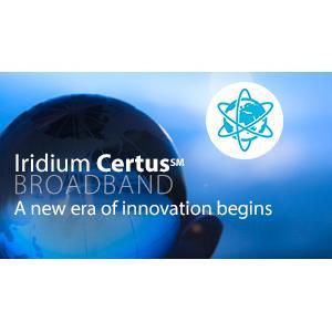 IRIDIUM CERTUS BANDWIDTH AND CALLS