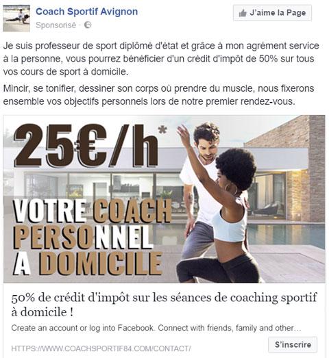 Publicité-facebook-coachsportif84.com-youri-martel-coach-à-domicile