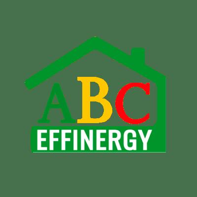 Création logo ABC Effinergy realisation agence de communication AK Digital Avignon