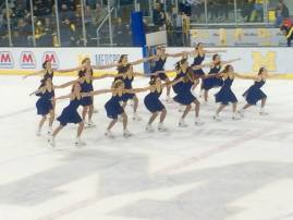 Synchro skating team