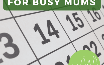 Meal Planning for Busy Mums