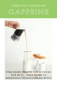 caffeine coffe tea should you drink it?