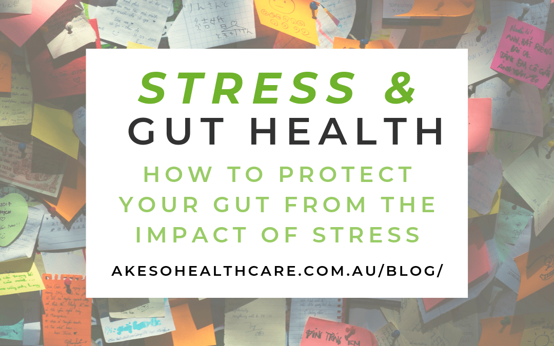 Stress and gut health