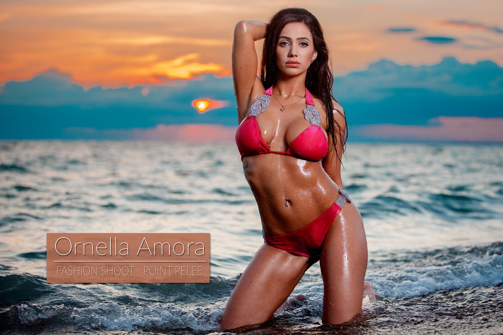 Fashion Shoot - Ornella Amora