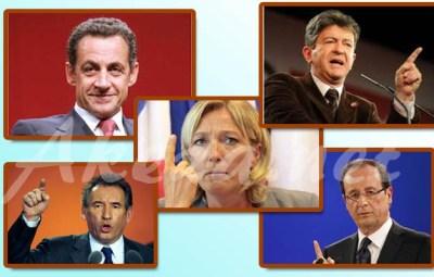Les présidentielles françaises (www.akeza.net)