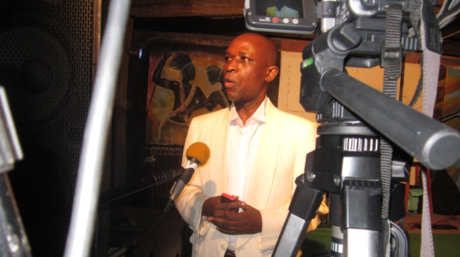 Bruno Simbavimbere,alias Member , président de l'AMB (www.akeza.net)