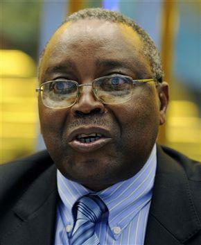Gaspard SINDAYIGAYA, gouverneur de la BRB (www.akeza.net)